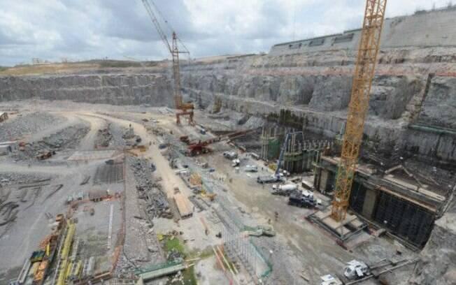 Belo Monte terá potência instalada de 11.233 MW, o que a torna a terceira maior hidrelétrica do mundo