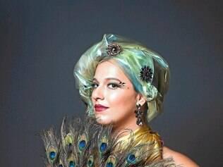 Reconhecida: Alice Caymmi levou troféus nos prêmios 'Veja Rio' e Multishow