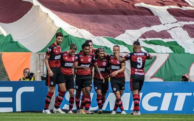 Flamengo é favorito ao título