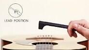 Novo acessório inova forma de se tocar guitarra e violão