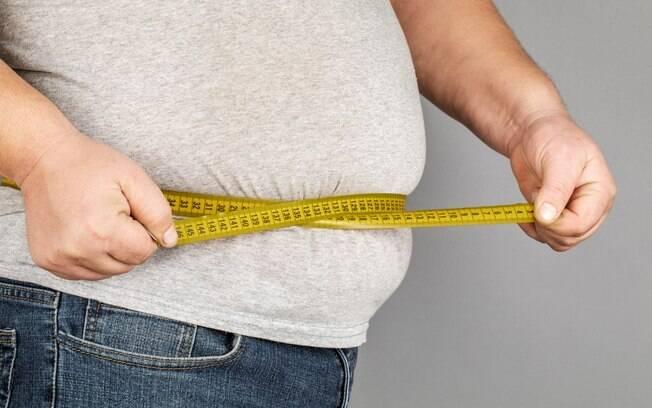 Para pacientes com obesidade grau IV, com IMC de 45, o risco de hospitalização aumenta para 33%