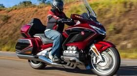 Honda Gold Wing é bicampeã do Moto Premium Brasil 2021; veja detalhes