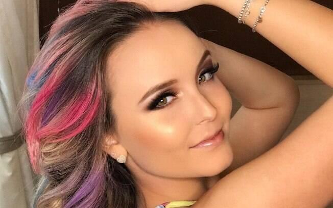 Em entrevista, Larissa Manoela revelou já ter recebido propostas internacionais para sua carreira de atriz e cantora