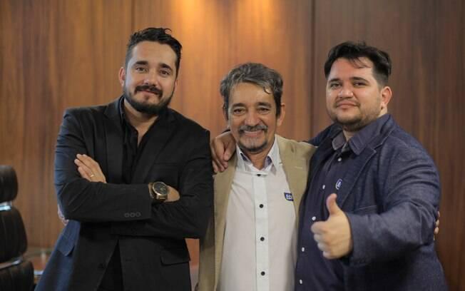 Leonardo, José Edmar e Leandro Castelo, fundadores da Ecoville, contaram ao Brasil Econômico sua história