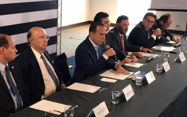 Governo Doria estuda privatizar ou conceder outras empresas além da Sabesp à iniciativa privada