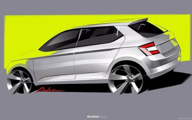 Os novos Gol e Fox vão ter linhas e características desenvolvidas com ajuda da marca tcheca Skoda, do Grupo VW