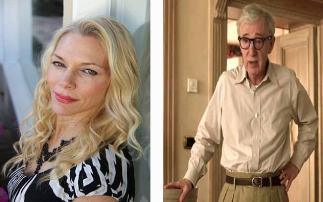 Modelo Christina Engelhardt diz ter tido um caso com Woody Allen quando ela tinha 16 anos e ele 41