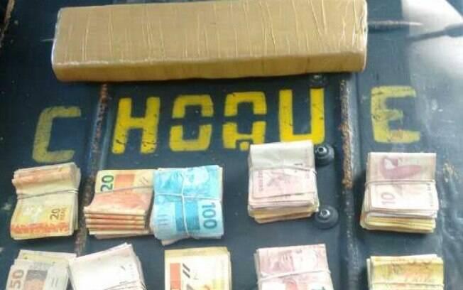 2º Batalhão de Choque acaba com venda do tráfico na zona oeste de São Paulo