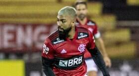 Pai do atacante Gabigol rebate torcedores do Flamengo