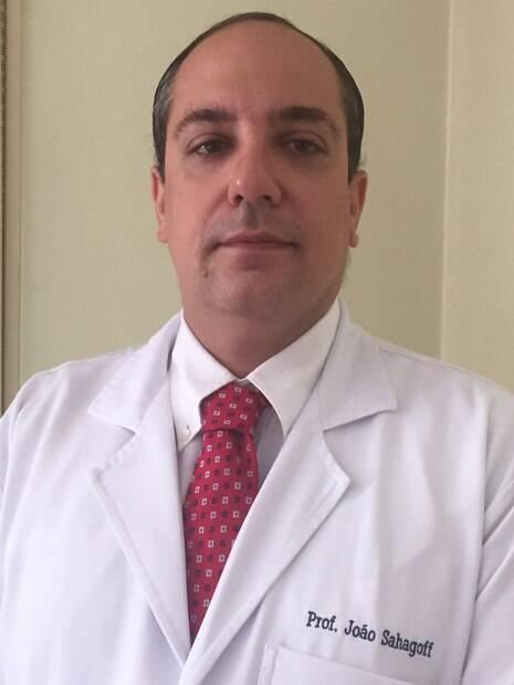 João Sahagoff - Presidente SBACV-RJ
