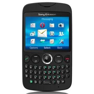 Sony Ericsson txt está disponível por R$ 400