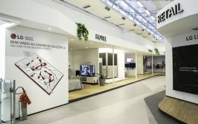 LG Electronics inaugura LG Business Solutions Center, centro de inovação que reúne soluções da marca em um só lugar