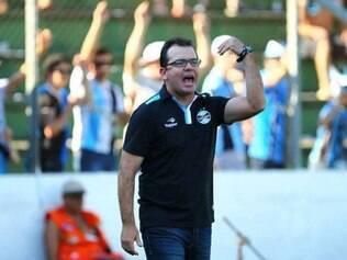 O treinador estava sem clube desde que deixou o comando do Grêmio