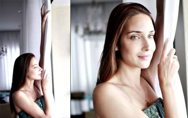 """""""Eu só tenho 1m70. As outras modelos são muito mais altas, minha irmã, por exemplo, tem 1m82"""", compara ela com a top Ana Beatriz Barros"""