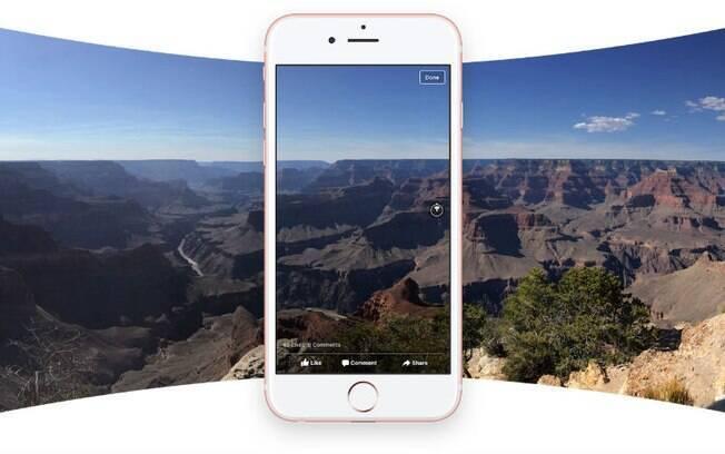 Segundo especialista do Facebook, atual técnica usada em imagens em 360 graus não funciona em algumas situações