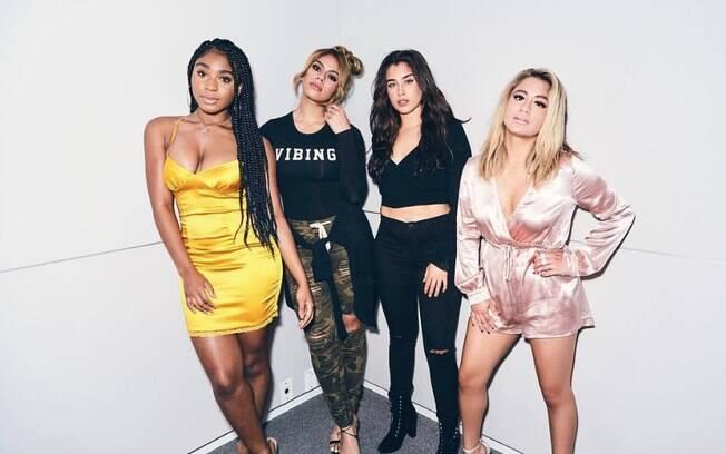 Fifth Harmony em sua formação atual
