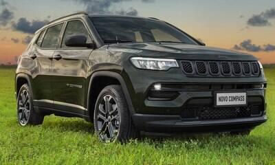 Jeep Compass turbo já pode ser encomendado