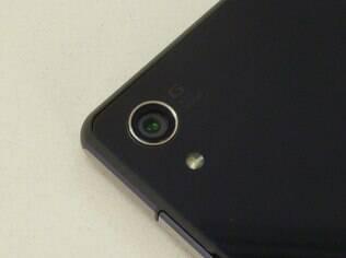 Xperia Z2 tem câmera de 20,7 megapixels