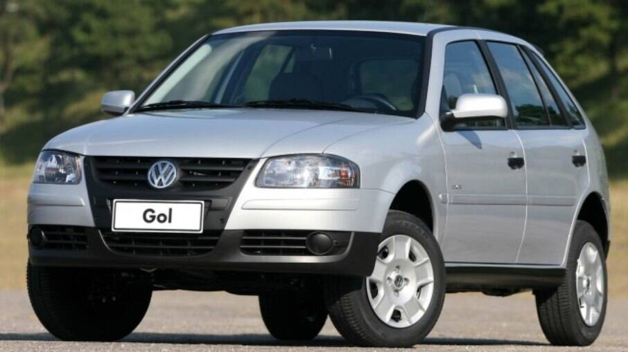 VW Gol G4: no mercado de usados, o hatch compacto ainda é o campeão de vendas no Brasil hoje em dia