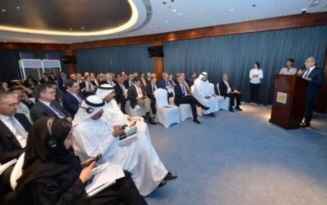 CNI tenta promover investimentos no 1º Encontro Brasil-Emirados Árabes Unidos, em Abu Dhabi