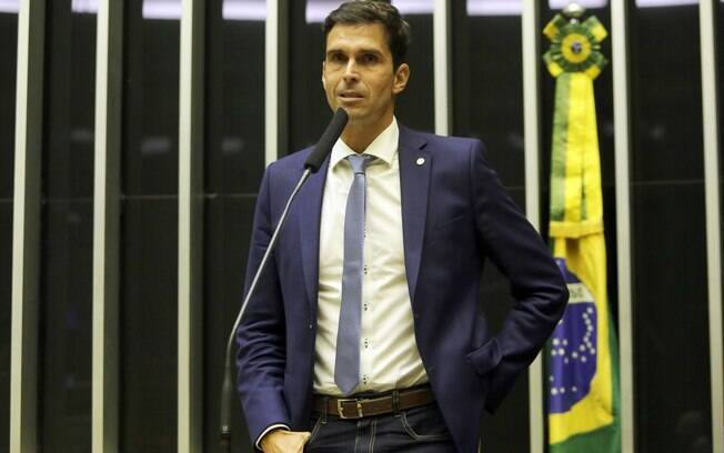 O deputado do Luiz Lima, do PSL, acusou colegas do centrão de