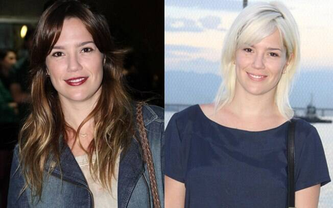 Natália Lage: antes e depois