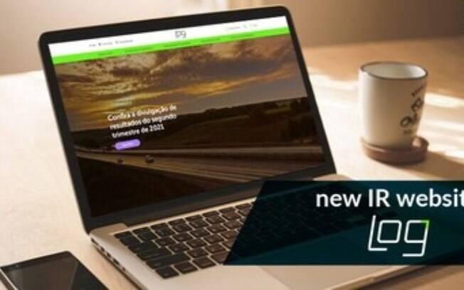 Log lança novo site de RI com MZ, com solução inédita de agendamento inteligente de reuniões para investidores