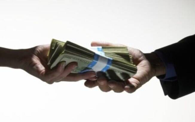 empréstimo em dinheiro