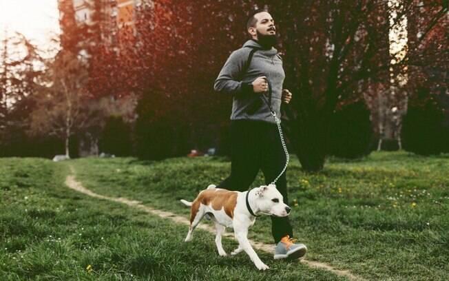 Correr pode ser um bom esporte olímpico para fazer nas horas livres