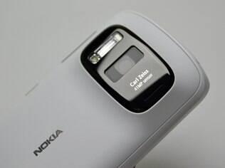 Câmera é maior destaque do 808 Pureview