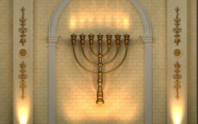 Resultado de imagen para templo de salomão sao paulo brasil candelabros