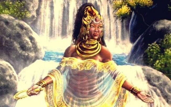 Oxum: Deusa do Amor
