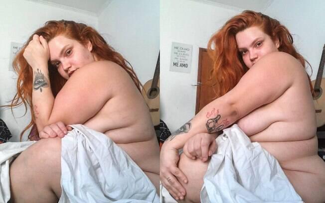 Em uma publicação recente, a modelo plus size abordou a questão dos homens que têm fetiche por mulheres gordas