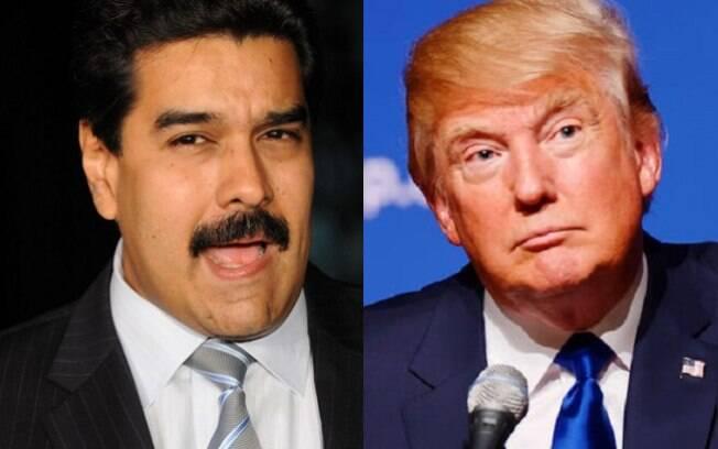 Um encontro entre Nicolás Maduro e o presidente dos Estados Unidos, Donald Trump, pode acontecer em breve