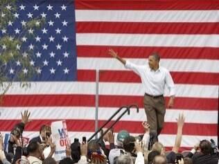 Barack Obama é considerado um líder legal ou, em inglês,