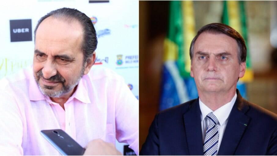 Alexandre Kalil opina sobre suposto superfaturamento na compra de vacina pelo governo Bolsonaro