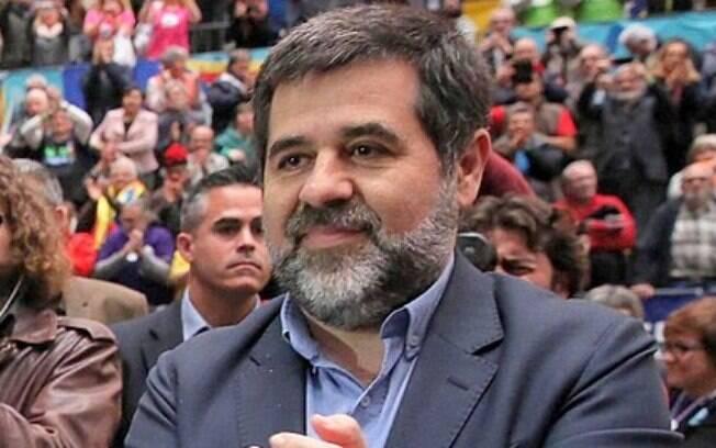 Jordi Sànchez foi indicado para ser candidato à presidência da Catalunha pelo ex-líder Carles Puigdemont