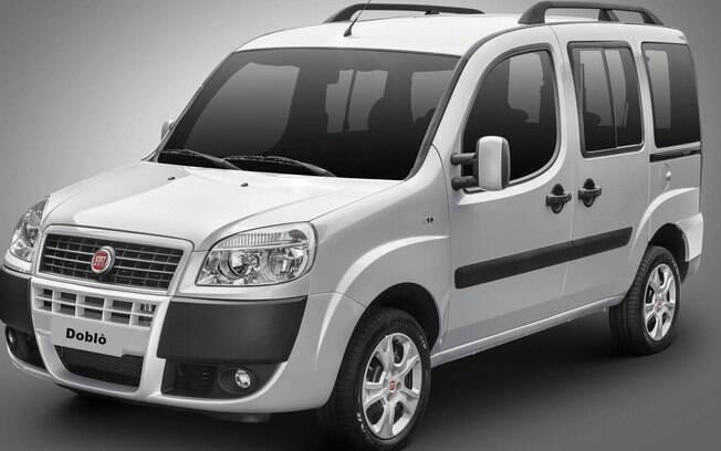 A Fiat Doblò 2020 mudou pouco em relação ao modelo que chegou ao mercado brasileiro em 2002