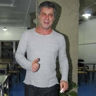 Leopoldo Pacheco: fumante há 23 anos