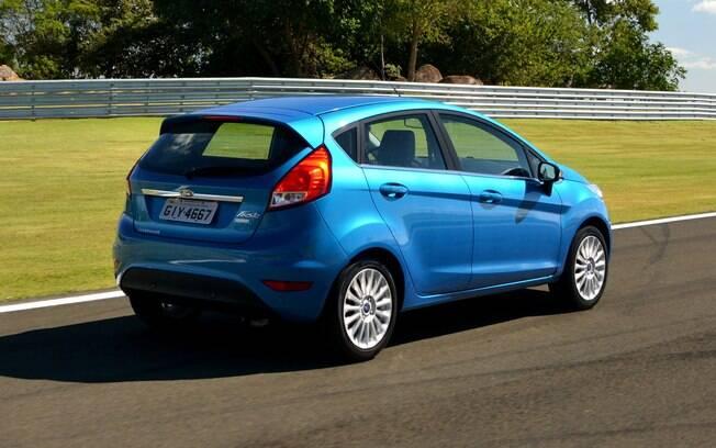 Antes das mudanças no desenho, o Fiesta EcoBoost passará a ter versões mais em conta disponíveis no mercado