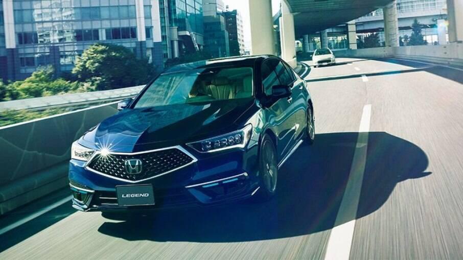 Honda Legend 2022 representa mais um avanço quando o assunto é carro autônomo no mercado global