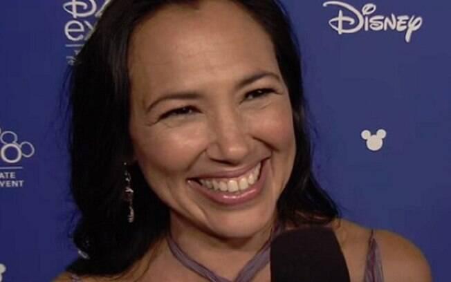 Irene Bedard, dubladora de Pocahontas
