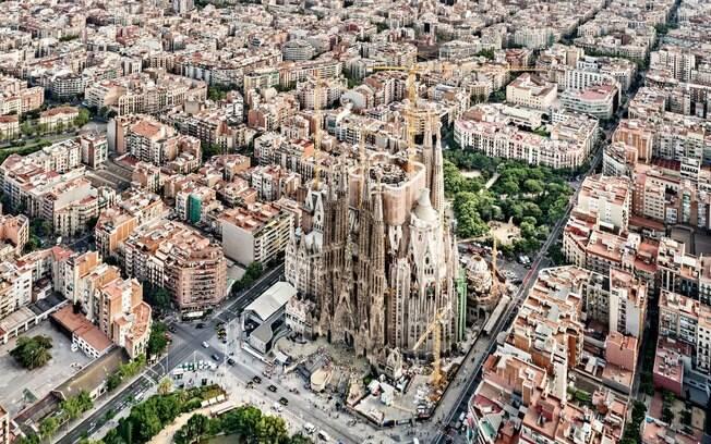 Barcelona está em uma das regiões mais atingidas pelo Covid-19 na Europa