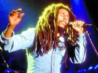 Ícone. Bob Marley levou o reggae ao mundo com sua poesia social, contestadora e libertária