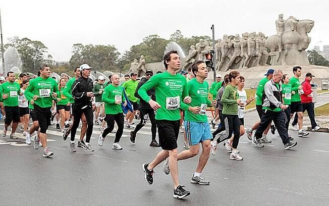 Primeira edição da Corrida e Caminhada Saúde do Homem aconteceu em 2011