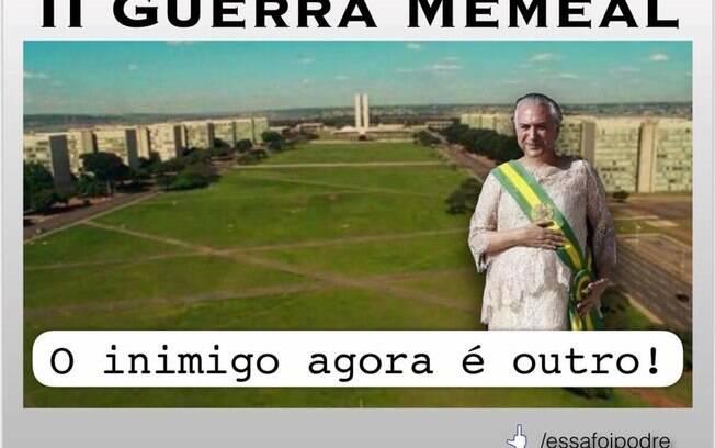 Após rixa com portugueses, internautas anunciam 'Segunda Guerra Memeal' contra o governo federal