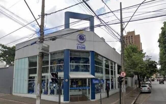 Loja do Cruzeiro
