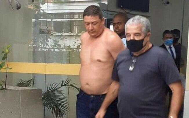 Paolo Soares se entregou a polícia após matar esposa a facadas no Complexo do Alemão