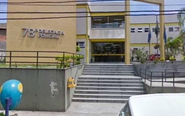 A avó e o neto foram presos na 78° DP de Fonseca