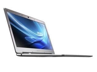 Aspire S3, ultrabook da Acer